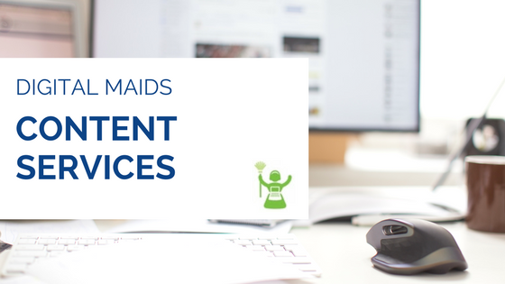 Digital Maids Content Services