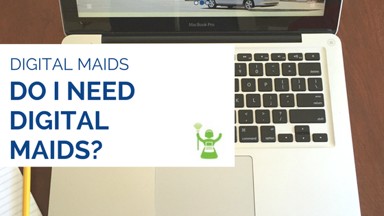 why digital maids? marblehead ma