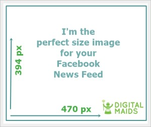 Image Sizes for Facebook Newsfeed